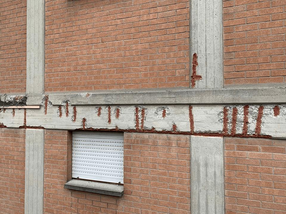 Servizio di restauro facciate condominio a Sassuolo
